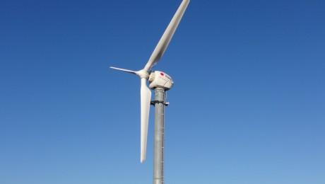 Impianto mini-eolico